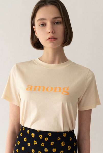 A AMONG LOGO T_CREAM