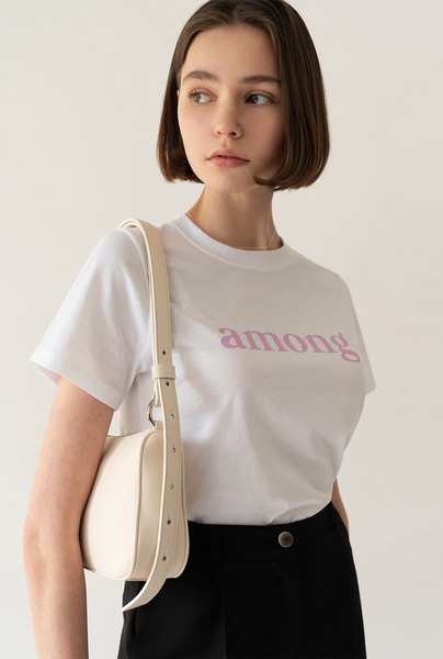 A AMONG LOGO T_WHITE